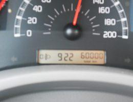 60 tys km na liczniku