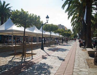 Ajaccio - centrum