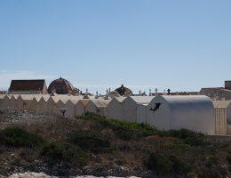 Bonifacio - cmentarz
