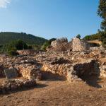 Kompleks nuragów w Palmavera