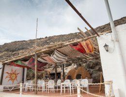 Puertito de Los Molinos - restauracja