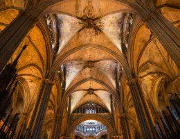 Barri Gòtic - Katedry św. Eulalii