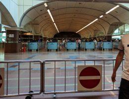 przejście graniczne Singapur - Malezja