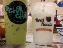 Kuala Lumpur - najlepsze napoje w Boat Noodle