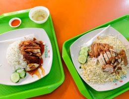 Singapur - Maxwell Food Center