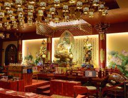 Singapur - Buddha Tooth Relic