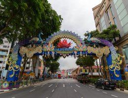 Singapur - Little India