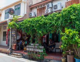 Malaka - Calanthe Art Cafe