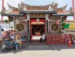 Malaka - świątynia chińska Cheng Hoon Teng