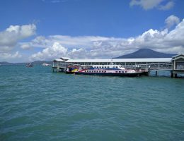 Langkawi - nasza speed boat
