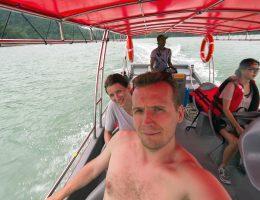 Penang - park narodowy - powrót z monkey beach