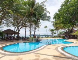 Langkawi - Frangipani Langkawi resort & spa - restauracja i basen