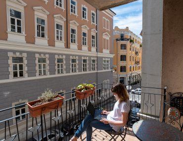 Tra le Rive Apartment - balkon