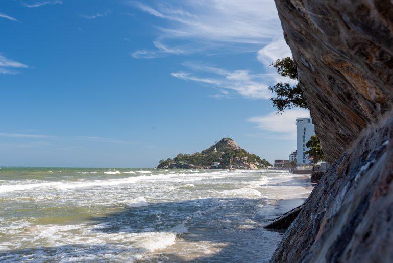 Plaża Takiab Beach w Hua Hin