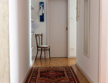 Tra le Rive Apartment - korytarz