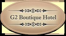 G2 Boutique hotel logo
