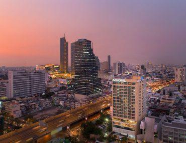 Hotel Novotel Bangkok Silom Road