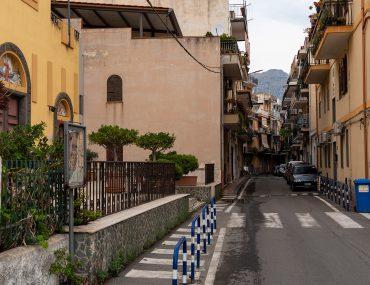 Giardini-Naxos - ulica