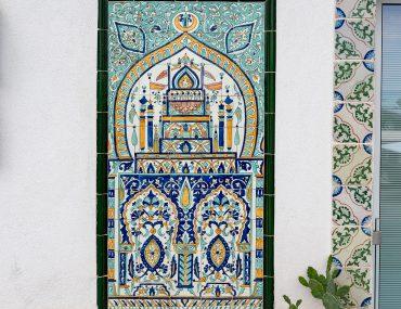 Giardini-Naxos - mozaika