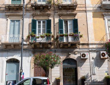 Syrakuzy - Corso Umberto I