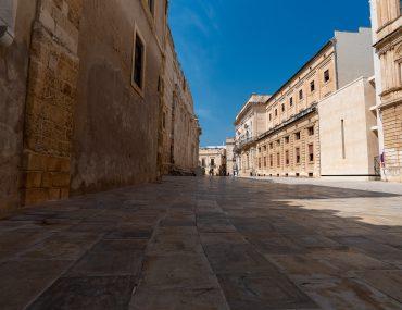 Syrakuzy - Ortygia - Piazza Minerva