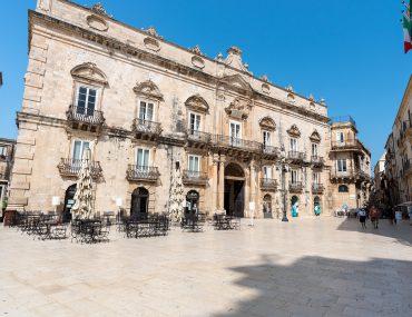 Syrakuzy - Ortygia - Palazzo Beneventano Del Bosco