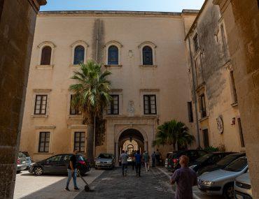 Syrakuzy - Ortygia - Piazza Duomo