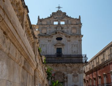 Syrakuzy - Ortygia - Chiesa di Santa Lucia alla badia