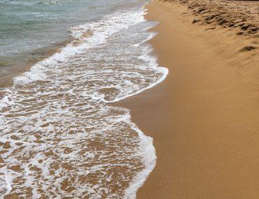 Lido di Noto - plaża