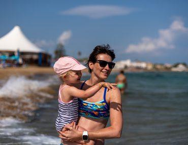 "Lido di Noto - plaża Lido Azzurro Noto - idziemy na ""dużą wodę"""