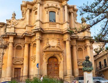 Noto - Chiesa di San Domenico