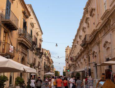 Noto - Corso Vittorio Emanuele