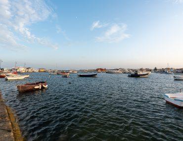 Marzamemi - zatoka przy Largo Balata