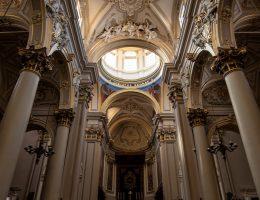 Ragusa - Nowe Miasto - Katedra San Giovanni Battista