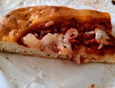 Syrakuzy - Panificio Delle Antiche Tradizioni - pizza sycylijska