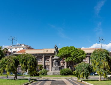 Katania - Piazza Roma