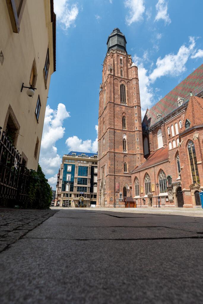 Kościół Garnizonowy pw. św. Elżbiety Węgierskiej