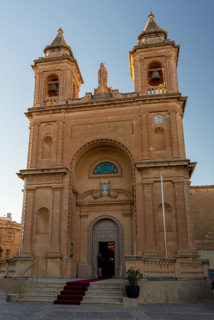 Marsaxlokk - Kościół Matki Bożej z Pompei