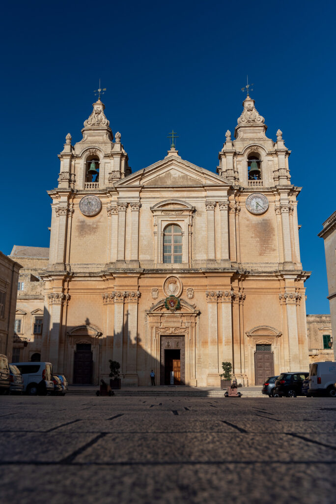 Mdina - Katedra Świętego Pawła