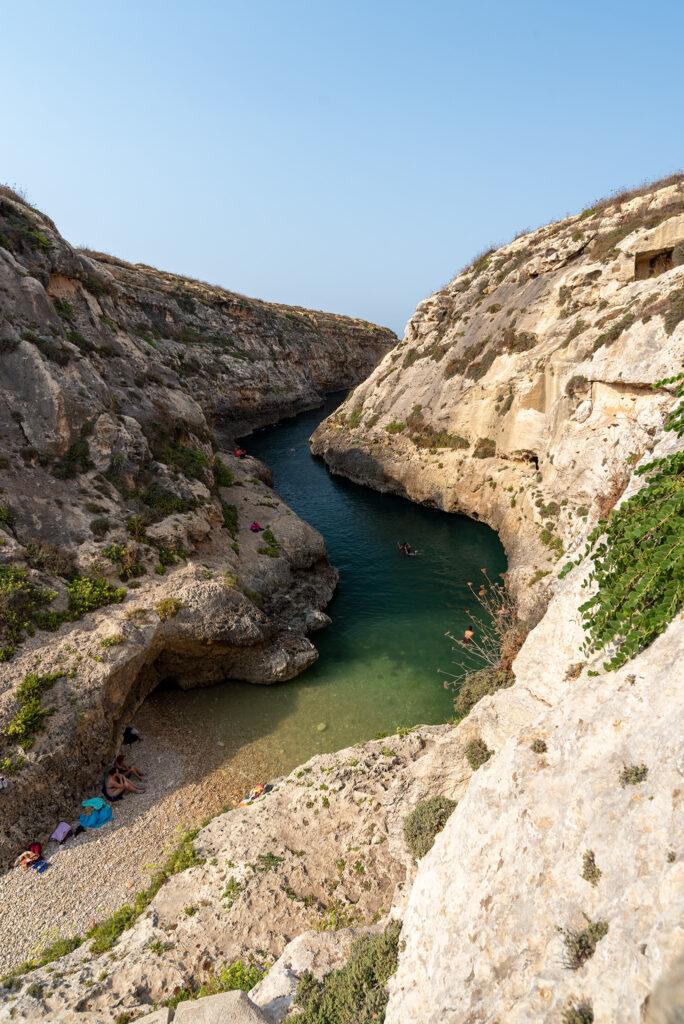 Gozo - Wied il-Għasri