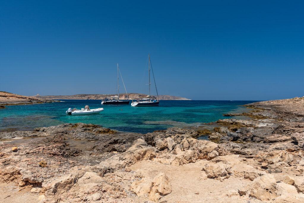 Malta - Coral Beach