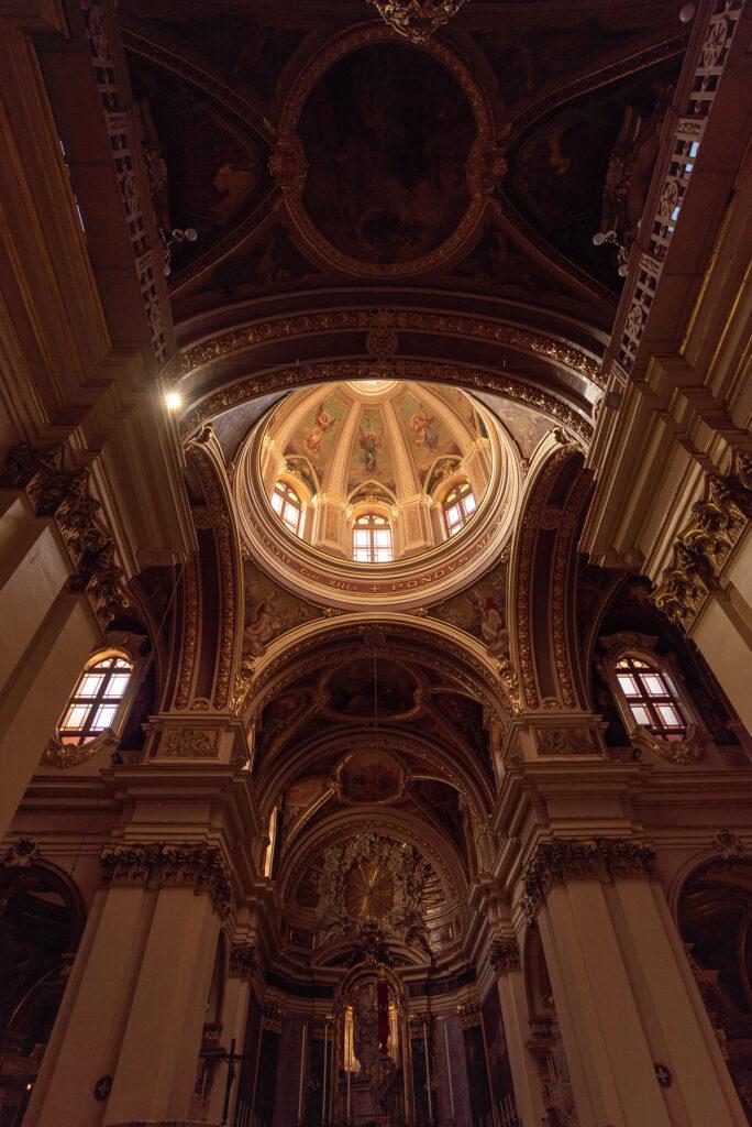 Valletta - Kościół św. Augustyna