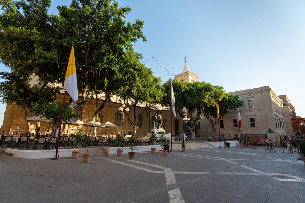 Valletta - Ulica Republiki