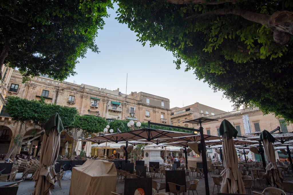 Valletta - Republic Square