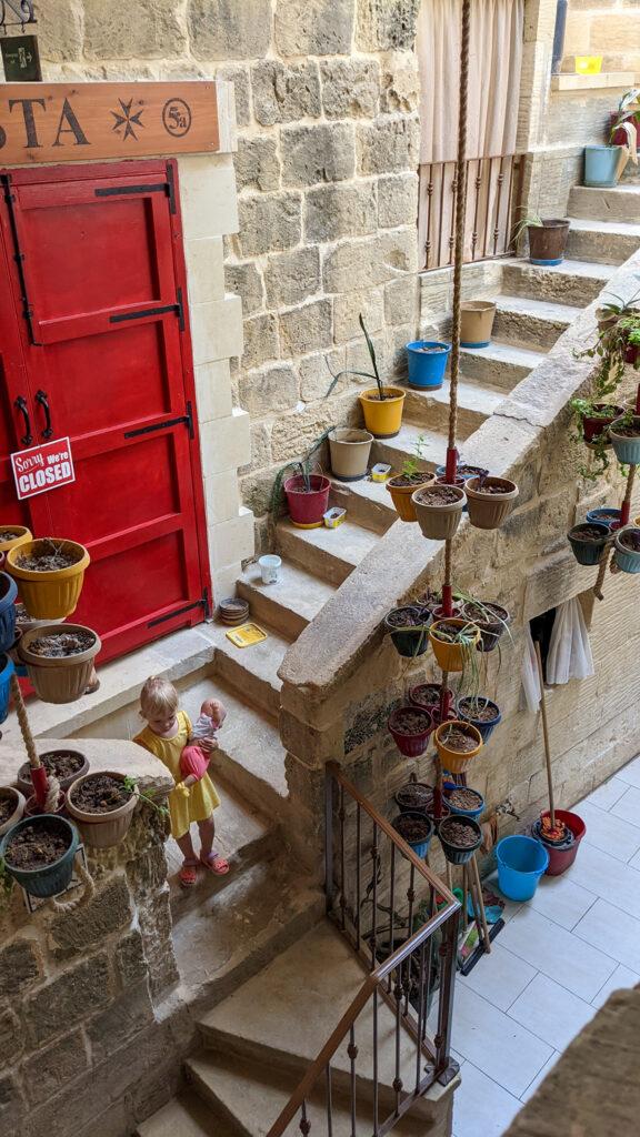 Gozo - Ta' Pinu Bed and Breakfast - mieliśmy szczęście do klimatycznych B&B